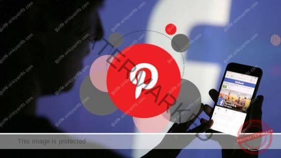 pinterest login with Facebook